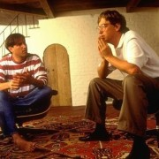 Steve Jobs et Bill Gates