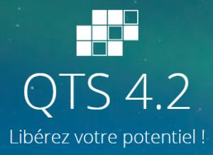 QTS de QNAP